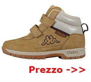 scarponcini kappa per bambino