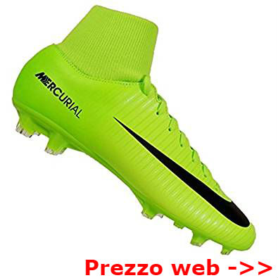 scarpe calcio junior mercurial